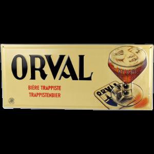 orval-metaal-reclamebord